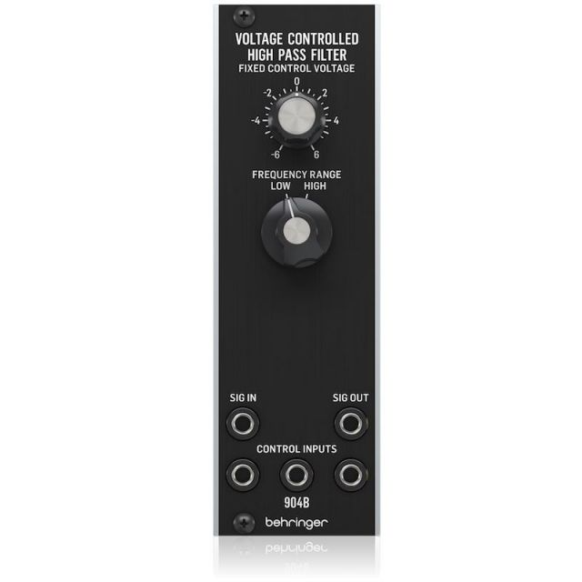 BEHRINGER/904B VOLTAGE CONTROLLED HIGH PASS FILTER【System-55 Series】【予約商品】【6月9日発売】