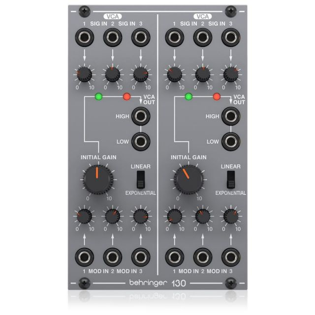 BEHRINGER/130 DUAL VCA【System 100 Series】【在庫あり】