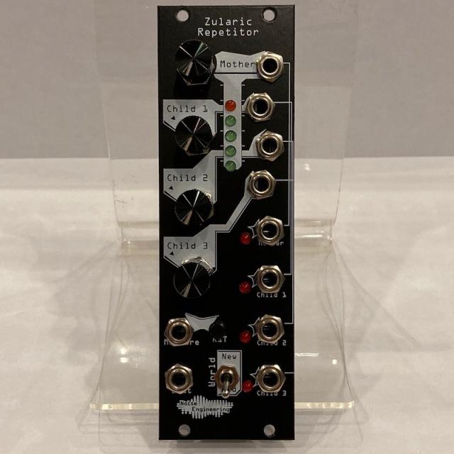 Noise Engineering/Zularic Repetitor Black【在庫あり】