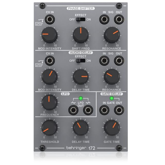 BEHRINGER/172 PHASE SHIFTER/DELAY/LFO【System 100 Series】【在庫あり】