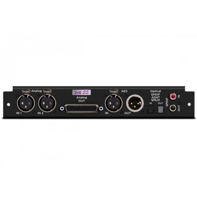 APOGEE/2 Analog Input + 6 Analog Output + 8X8 Optical + AES I/O + 2-ch SPDIF SE Quality Sound (SYM2 Only)【ご予約受付中】
