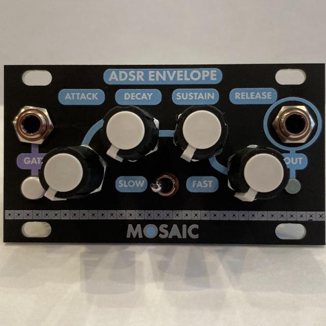 Mosaic/ADSR ENVELOPE【在庫あり】