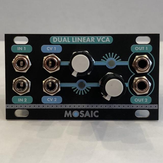 Mosaic/DUAL LINEAR VCA【在庫あり】