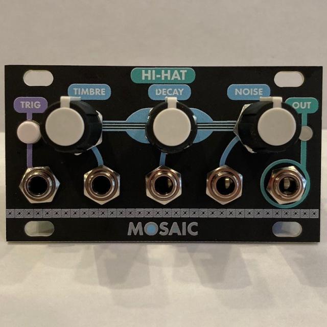 Mosaic/HI-HAT【在庫あり】
