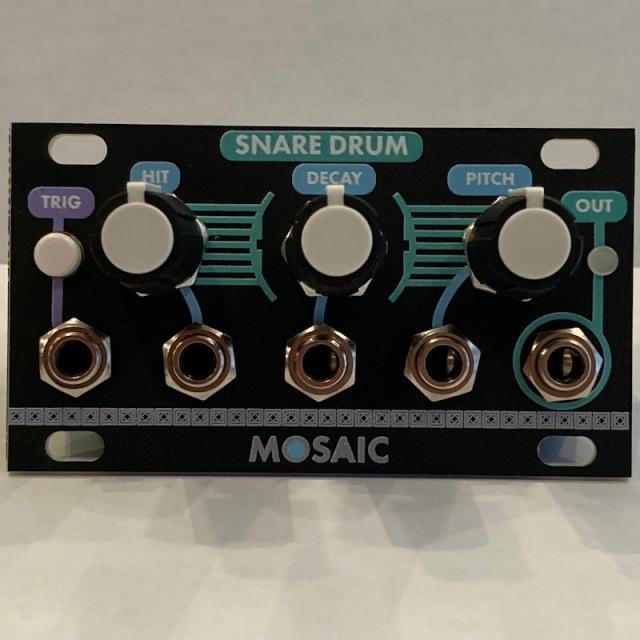 Mosaic/SNARE DRUM【在庫あり】