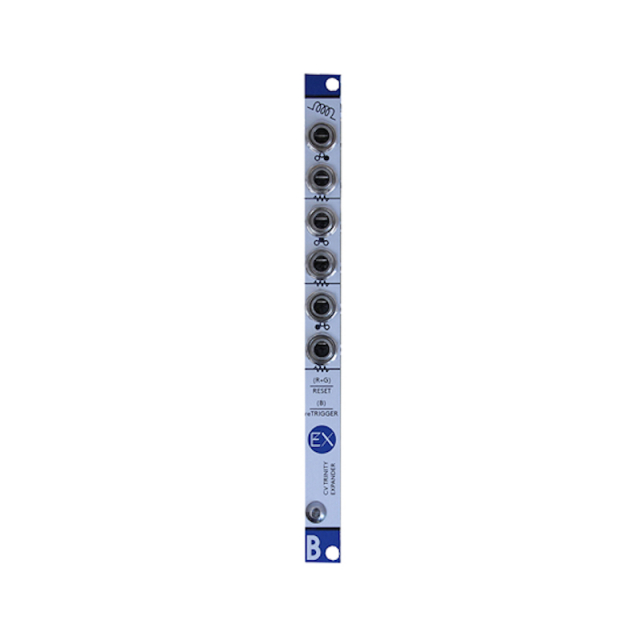 Bastl Instruments/CV TRINITY EXPANDER Aluminium Panel【お取寄せ商品】