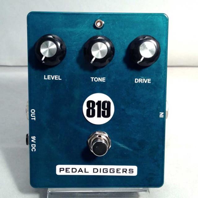 Pedal diggers/819 DLX【1806E1】【在庫あり】