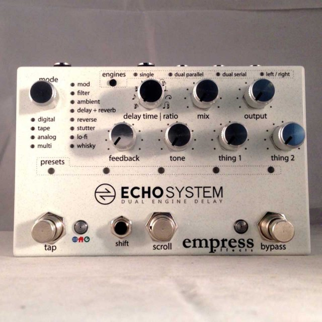Empress Effects/Echosystem【在庫あり】