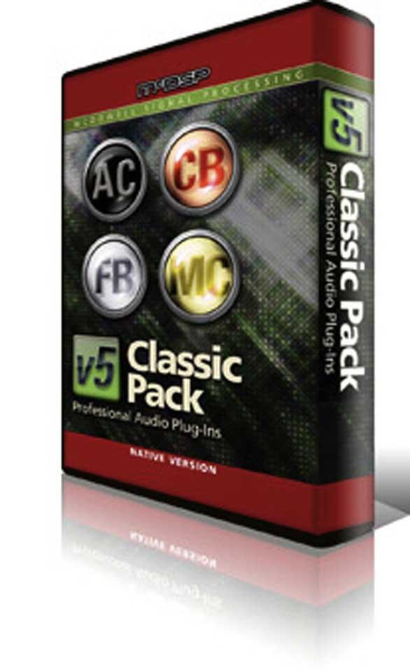 McDSP/Classic Pack Native v6【オンライン納品】【定番】【在庫あり】