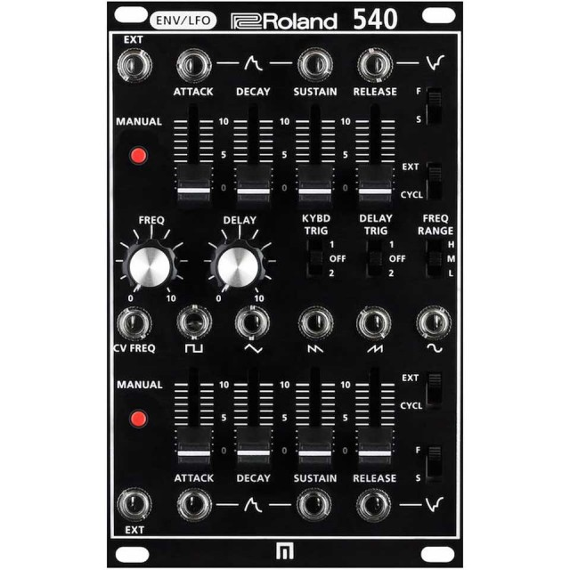 Roland/SYSTEM-500 540 Dual Envelope + LFO【お取り寄せ商品】