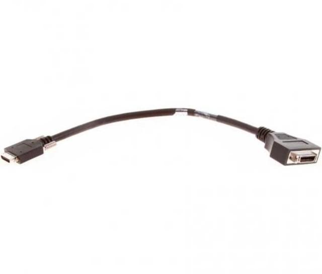 Avid/Adapter: DigiLink (F) to Mini-DigiLink (M) アダプター【在庫あり】