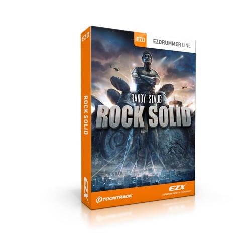 TOONTRACK/EZX ROCK SOLID