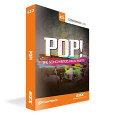 TOONTRACK/EZX POP!