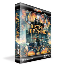 TOONTRACK/EZX METAL MACHINE