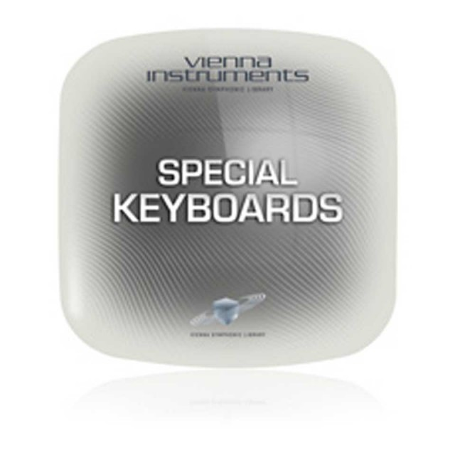 Vienna Symphonic Library/SPECIAL KEYBOARDS【期間限定キャンペーン】