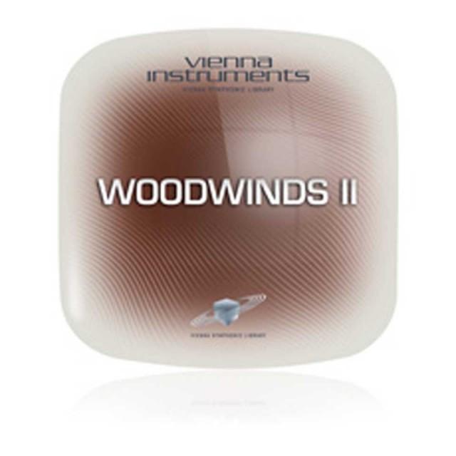 Vienna Symphonic Library/VIENNA WOODWINDS 2【期間限定Woodwindsキャンペーン】