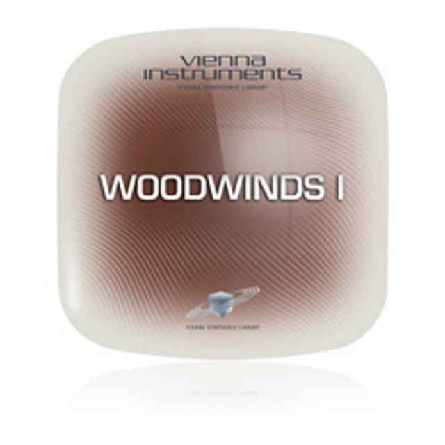 Vienna Symphonic Library/VIENNA WOODWINDS 1【期間限定Woodwindsキャンペーン】