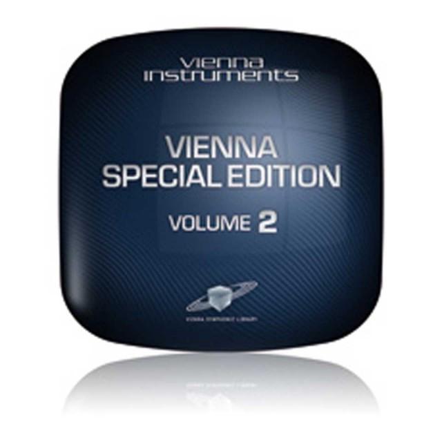 Vienna Symphonic Library/VIENNA SPECIAL EDITION VOL.2【在庫あり】【パッケージダメージ特価】