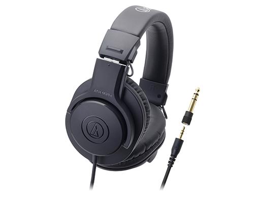 Audio Technica/ATH-M20x