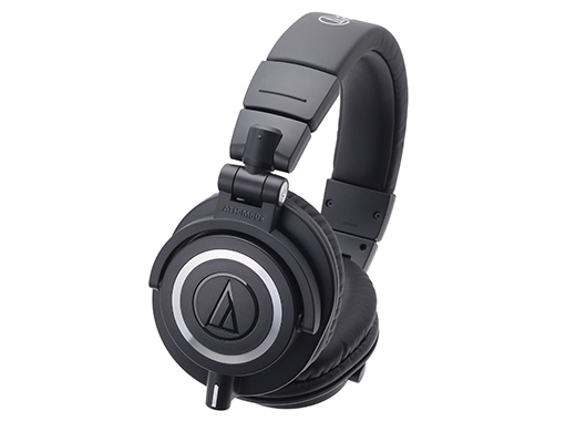 Audio Technica/ATH-M50x Black