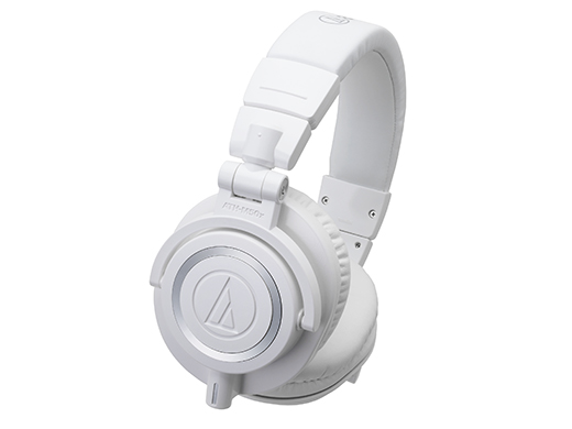 Audio Technica/ATH-M50x White