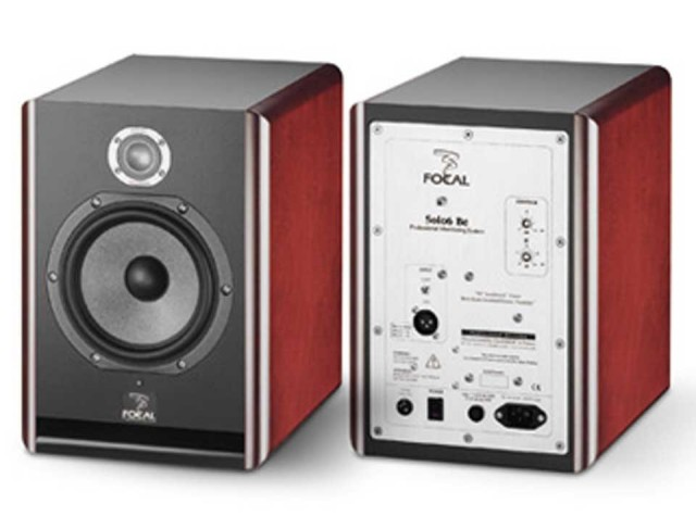 FOCAL Professional/Solo6 Be Red Pair【Sonarworks Reference Sound バンドルキャンペーン】