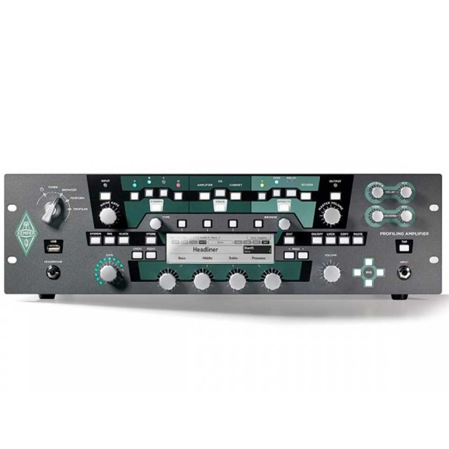 Kemper/Profiling Amplifier Power Rack