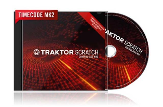 Native Instruments/TRAKTOR SCRATCH MK2 CONTROL CDs