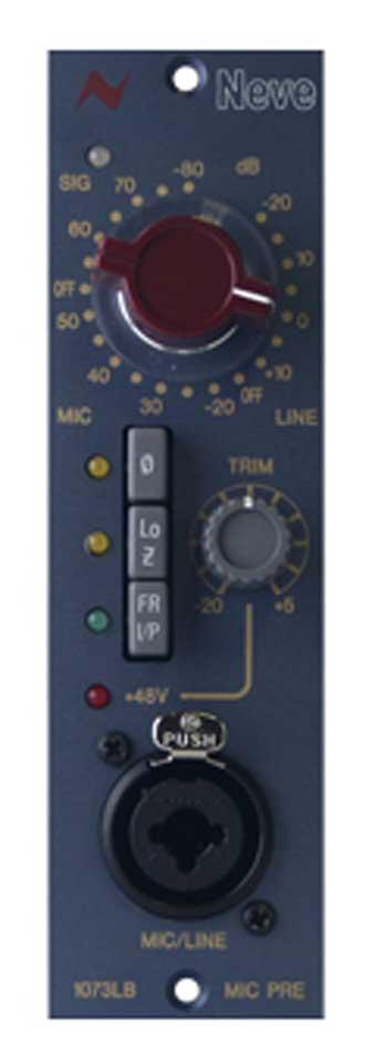 AMS Neve/1073LB【パッケージダメージ特価】【在庫あり】【1803R1】