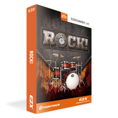 TOONTRACK/EZX ROCK