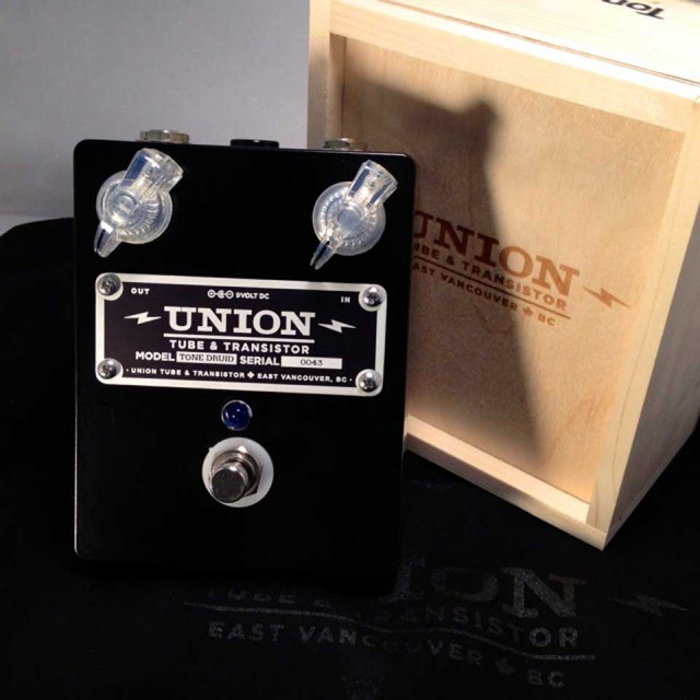 UNION TUBE&TRANSISTOR/Tone Druid【1709E1】【再値下げ】