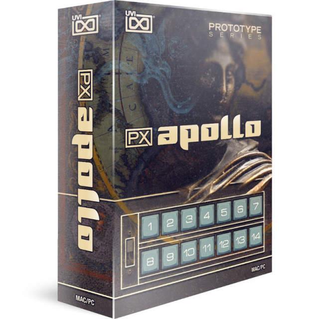 UVI/PX Apollo【オンライン納品】