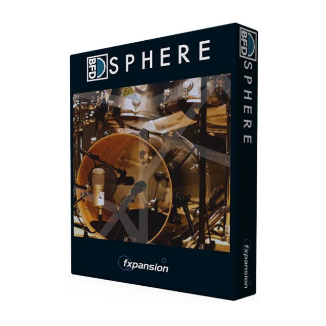 FXPansion/BFD3/2Expansion Pack: Sphere【オンライン納品】【BFD拡張】