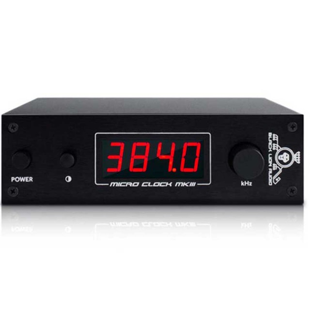 Black Lion Audio/Micro Clock MKIII【在庫あり】