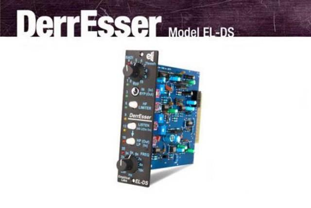 Empirical Labs/DerrEsser EL-DS