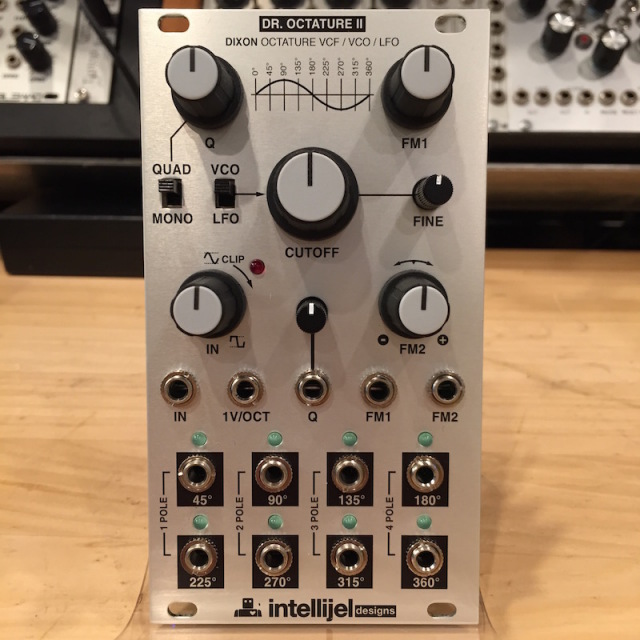 Intellijel/Dr.Octature II【World Trade Gear】