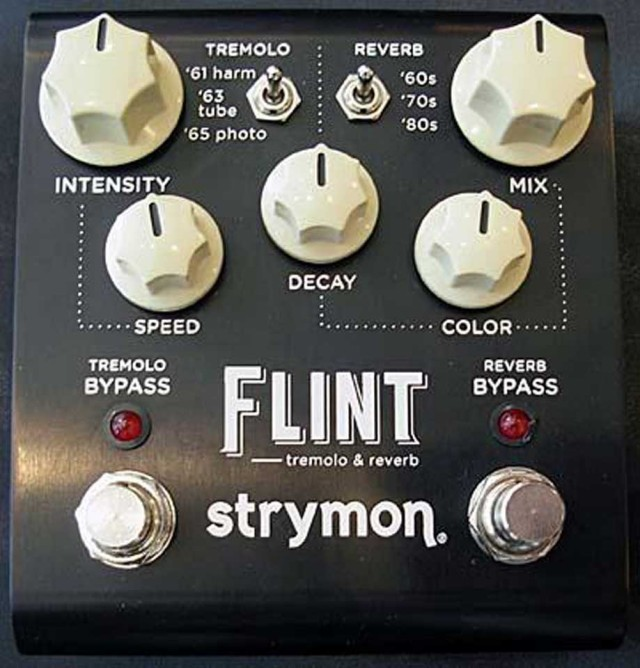 strymon/FLINT フリント
