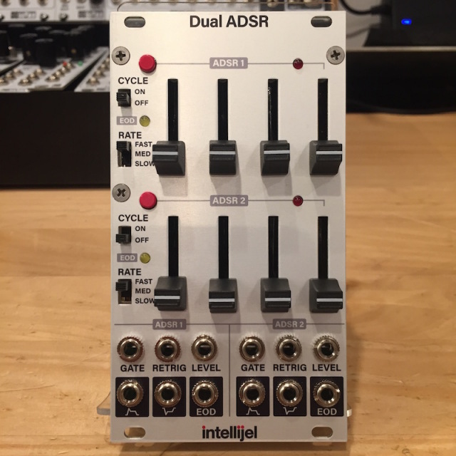 Intellijel/Dual ADSR【World Trade Gear】