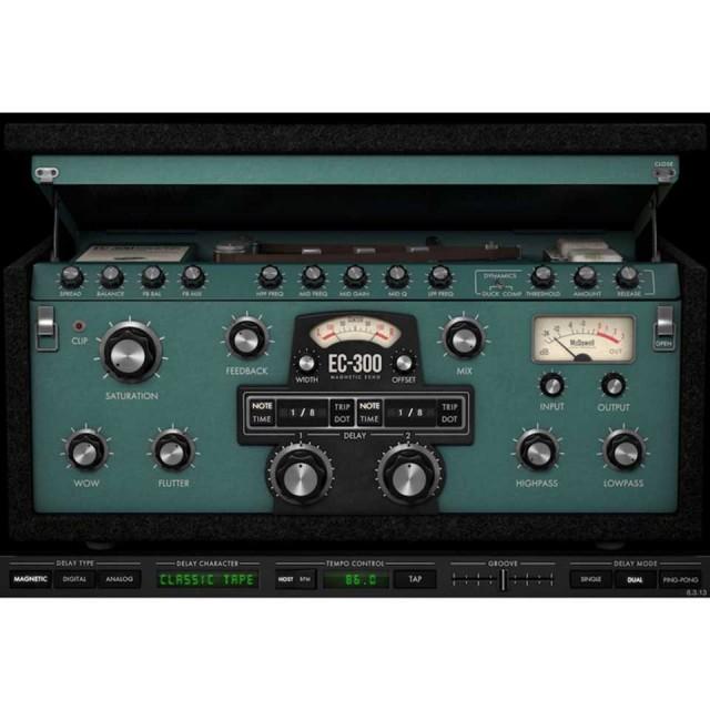McDSP/EC-300 Echo Collection Native【オンライン納品】