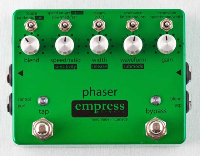 Empress Effects/Phaser【Multi Function Phaser/フェイザー】【お取り寄せ商品】【2~3営業日お届け】