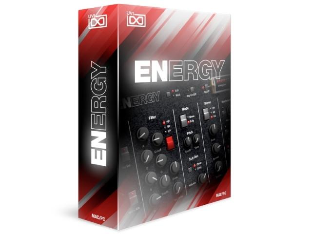 UVI/ENERGY【オンライン納品】