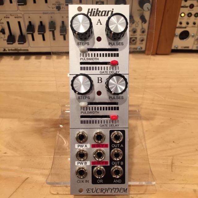HIKARI Instruments/EUCRHYTHM【予約】【6月再入荷予定】