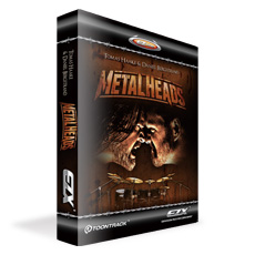 TOONTRACK/EZX METAL HEADS
