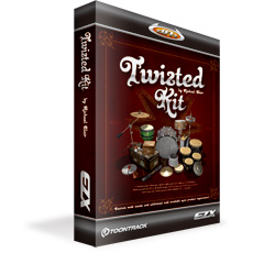 TOONTRACK/EZX TWISTED KIT
