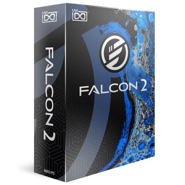 UVI/FALCON 2【期間限定特価キャンペーン】【オンライン納品】【定番】【在庫あり】