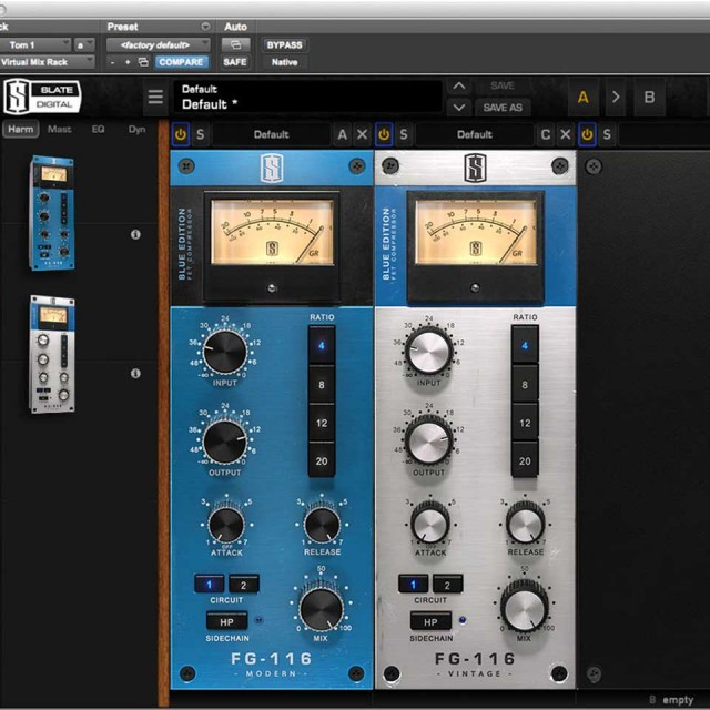 Slate Digital/FG-116 Blue Series【オンライン納品】