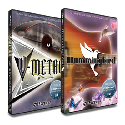 Prominy/Hummingbird & V-METAL スペシャル バンドル【オンライン納品】