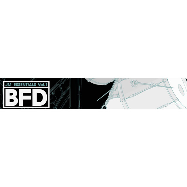 FXPansion/BFD3 Groove Pack:JM Essentials Vol.2【オンライン納品】【BFD拡張】【在庫あり】