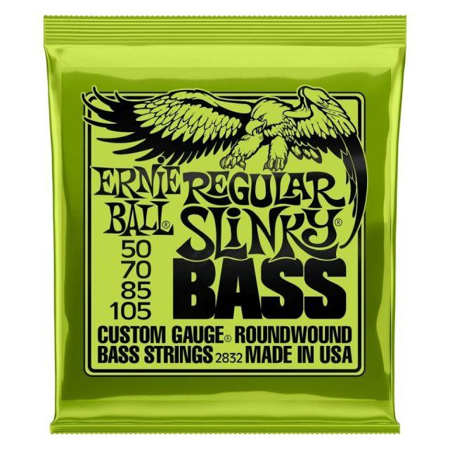 ERNIE BALL/2832 BASS REGULAR SLINKY 050-105 エレキベース弦【アーニーボール】【在庫あり】