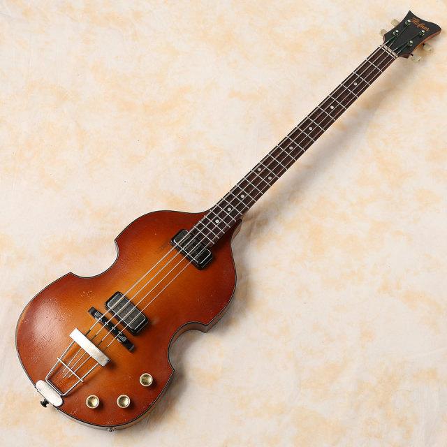 "Hofner/H 500/1 PS1 "" Platinum Stock "" #1 Relic Violin Bass #052"